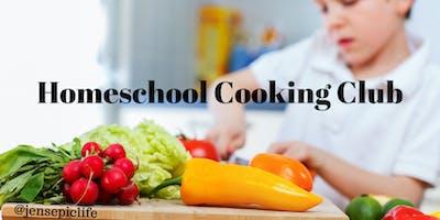 Homeschool Cooking Club