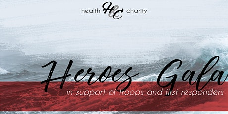 Heroes Gala - Wounded Warriors tickets
