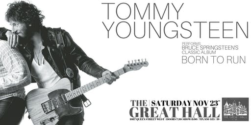 """Tommy Youngsteen - Bruce Springsteen's """"Born to Run"""""""