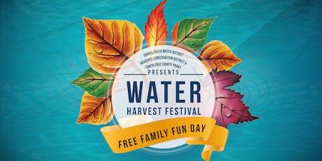 Water Harvest Festival tickets