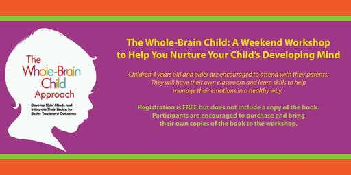 Whole-Brain Child 2-Half-Days Workshop