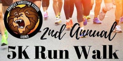 2nd Annual Lion's Pride 5k RunWalk
