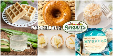 Gluten-Free & Vegan Fall Tasting Event - Partnered with Sprouts tickets