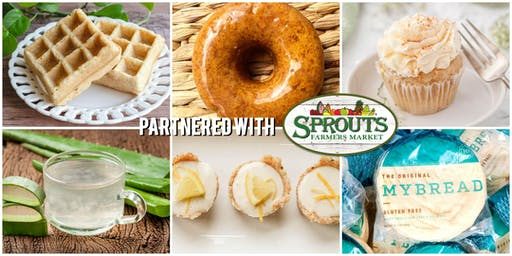 Gluten-Free & Vegan Fall Tasting Event - Partnered with Sprouts
