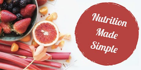 Nutrition Made Simple tickets