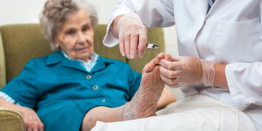 Foot Care Infection Prevention and Control Information Session