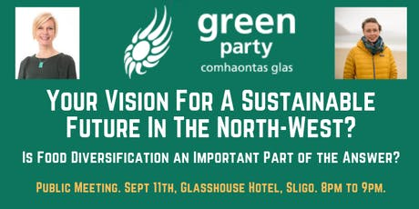 Green Party Public Meeting tickets