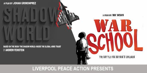 Liverpool Peace Action: Military Industrial Complex Education Seminar