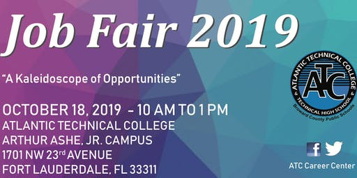 Community Job Fair 2019- A Kaleidoscope of Opportunities