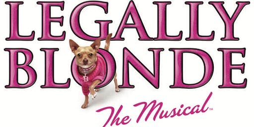 Lewisville Theatre - Legally Blonde the Musical 11.16