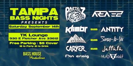 9-14 Tampa Bass Nights tickets
