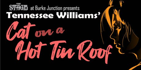 Cat on a Hot Tin Roof by Tennessee Williams tickets
