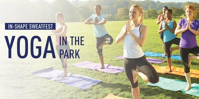 In-Shape #Sweatfest: Yoga in the Park