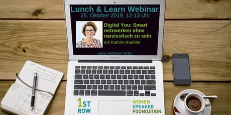 "Webinar ""Digital You"" mit Kathrin Koehler Tickets"