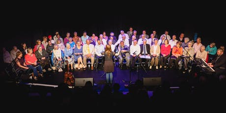 Here's a health to the company: Social singing, health and well-being tickets