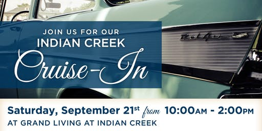 Indian Creek Cruise In