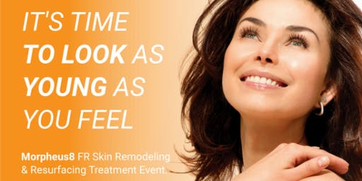 Morpheus8 FR Skin Remodeling & Resurfacing Treatment Event