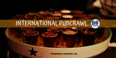 ✦ International Pubcrawl : Mouffetard✦