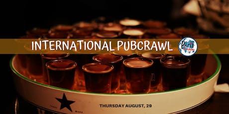 ✦ International Pubcrawl : Mouffetard✦ billets