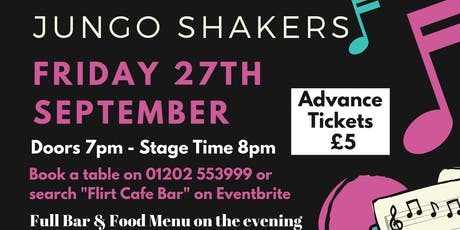 Jungo Shakers tickets