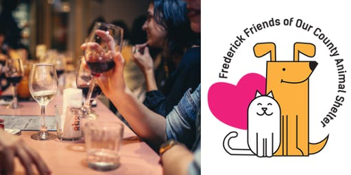 Wine for Waggers - Wine tasting fundraiser for FFOCAS