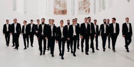 Sonat Vox Men's Choir - St John's College Chapel, Cambridge tickets