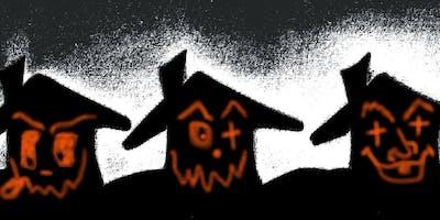 Cut Up & Create! Horrible Houses