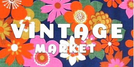 Vintage + Handmade Market at The Brewtorium tickets