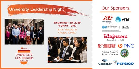 CHICAGO - University Leadership Night Hosted by HCSC-BCBS tickets