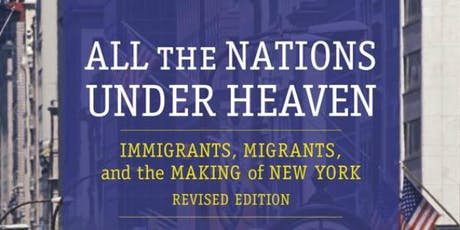 Author's Talk: A Conversation about Migration to New York City with David Reimers and Robert Snyder tickets