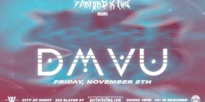 DMVU in Ottawa   Nov 8th (ParfordxFMG)