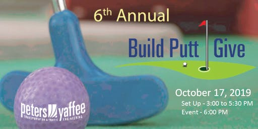 Build Putt Give - 2019