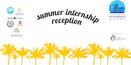 2019 Mayor's Internship Challenge Summer Reception tickets