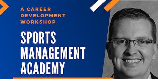 Sports Management Academy: A Career Development Workshop