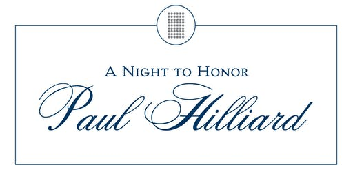 Hilliard University Art Museum Fundraiser - A Night to Honor Paul Hilliard
