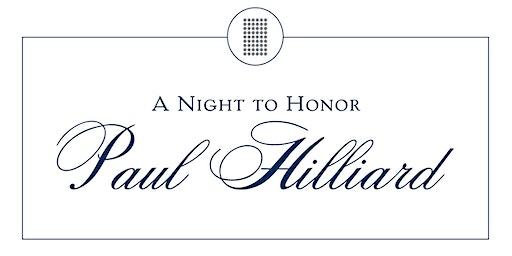 Hilliard University Art Museum Fundraiser - A Night to Honor Paul Hilliard