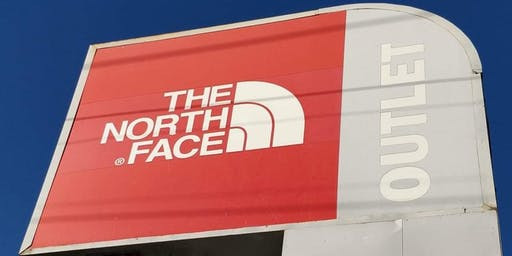 North Face Outlet - Community Exploration Challenge - End of Summer Edition