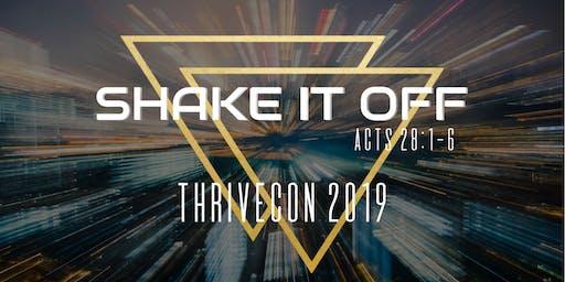 THRIVECON 2019 - SHAKE IT OFF