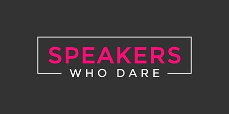 Speakers Who Dare NYC 2020 tickets