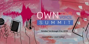 2nd Annual Own Your Voice Summit