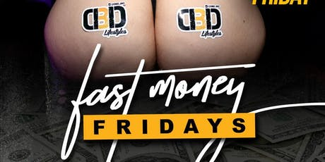 FastMoneyFriday's @ Main Attraction Gentlemen's Club  tickets