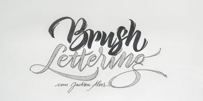 Brush Lettering Workshop c/ Jackson Alves – Curitiba 2019