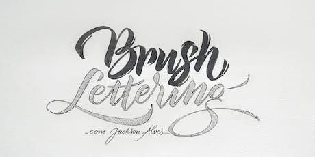 Brush Lettering Workshop c/ Jackson Alves – Curitiba 2019 tickets