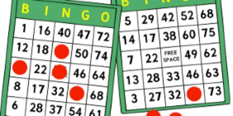 Coach Bag Bingo tickets