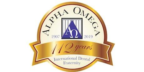 Alpha Omega Dental Fraternity Professional Lecture Program - Boca tickets