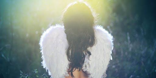 """Meditacija """"Susitikimas su angelu sargu"""" Merkinės piramidėje"""