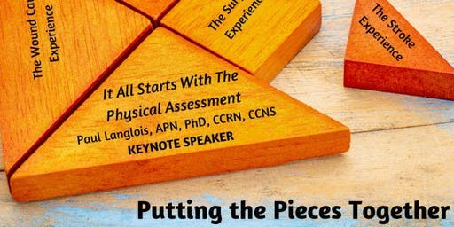 St. Luke's Hospital Clinical Symposium 2019: Putting the Pieces Together