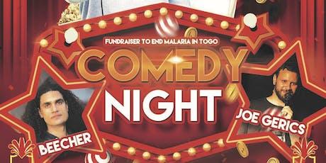 Comedy Night - Fundraiser tickets