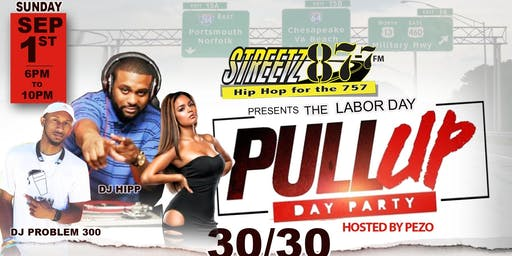 Labor Day Pull Up at 30/30
