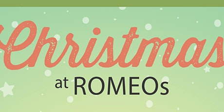 Christmas Dinner @ ROMEOs Kitchen & The Coast Kamloops Hotel and Conference Centre  tickets